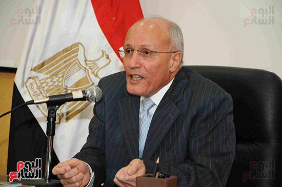 محمد سعيد العصار، وزير الدولة للإنتاج الحربى (5)