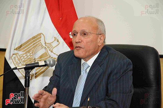 محمد سعيد العصار، وزير الدولة للإنتاج الحربى (10)