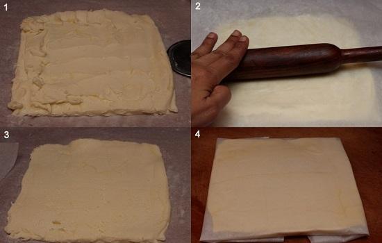 طريقة عمل الكرواسون (5)