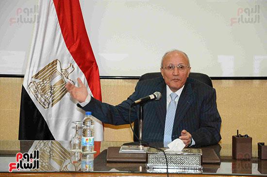 محمد سعيد العصار، وزير الدولة للإنتاج الحربى (8)