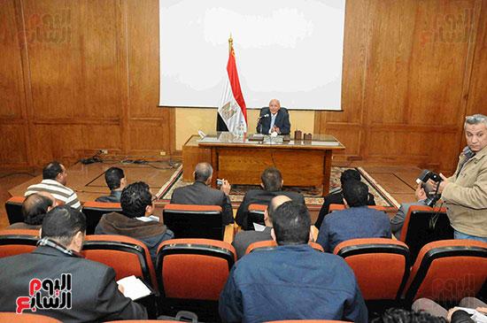 محمد سعيد العصار، وزير الدولة للإنتاج الحربى (9)