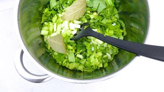 الخضروات والبصل