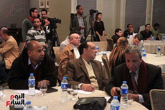 بداية مؤتمر جمعية رسالة
