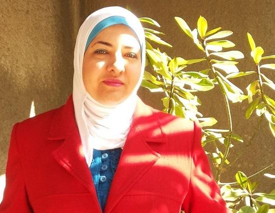 مستشارة العلاقات الزوجية أسماء عبدالحليم
