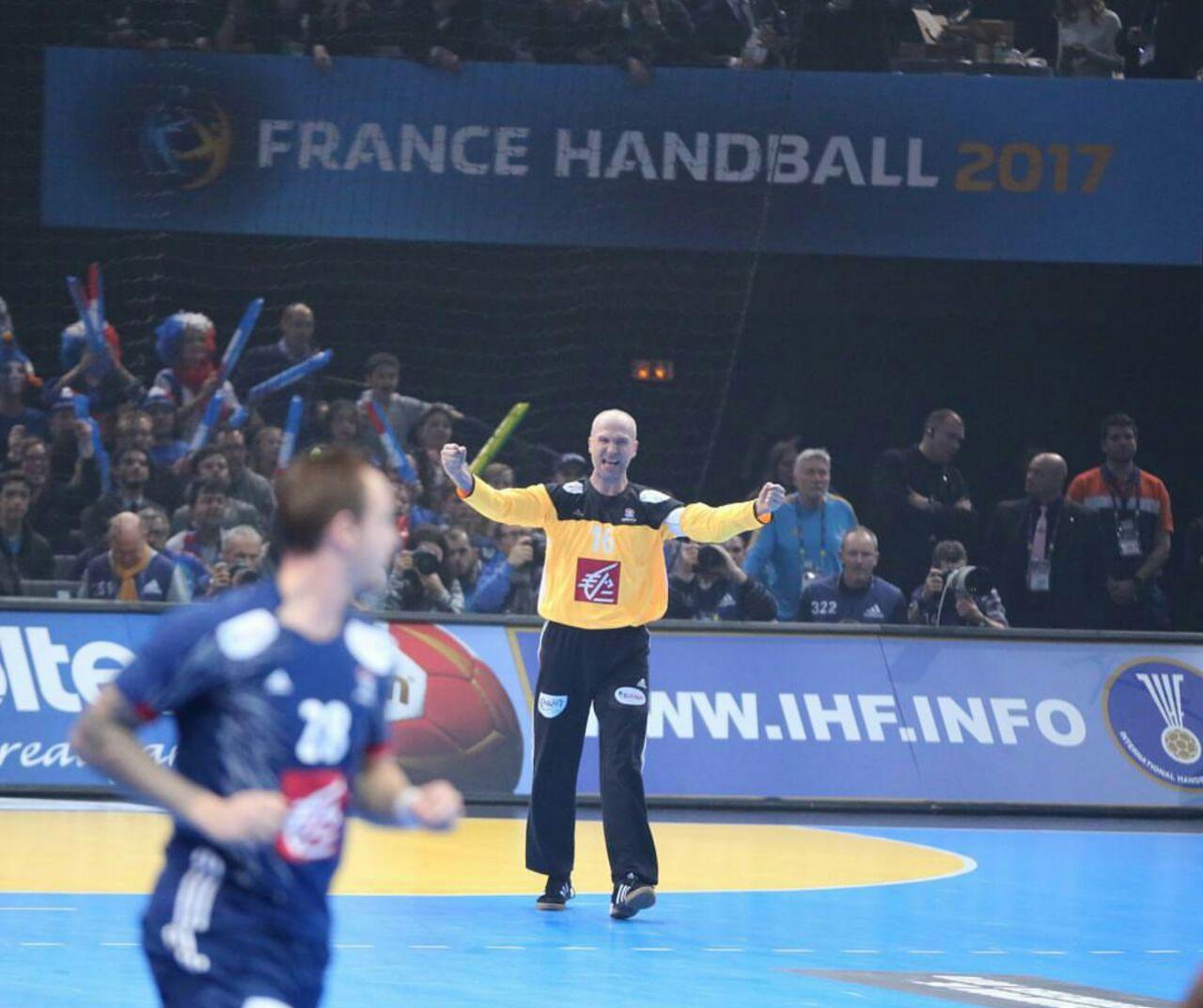 لقطات من مباراة الافتتاح بين فرنسا والبرازيل (3)