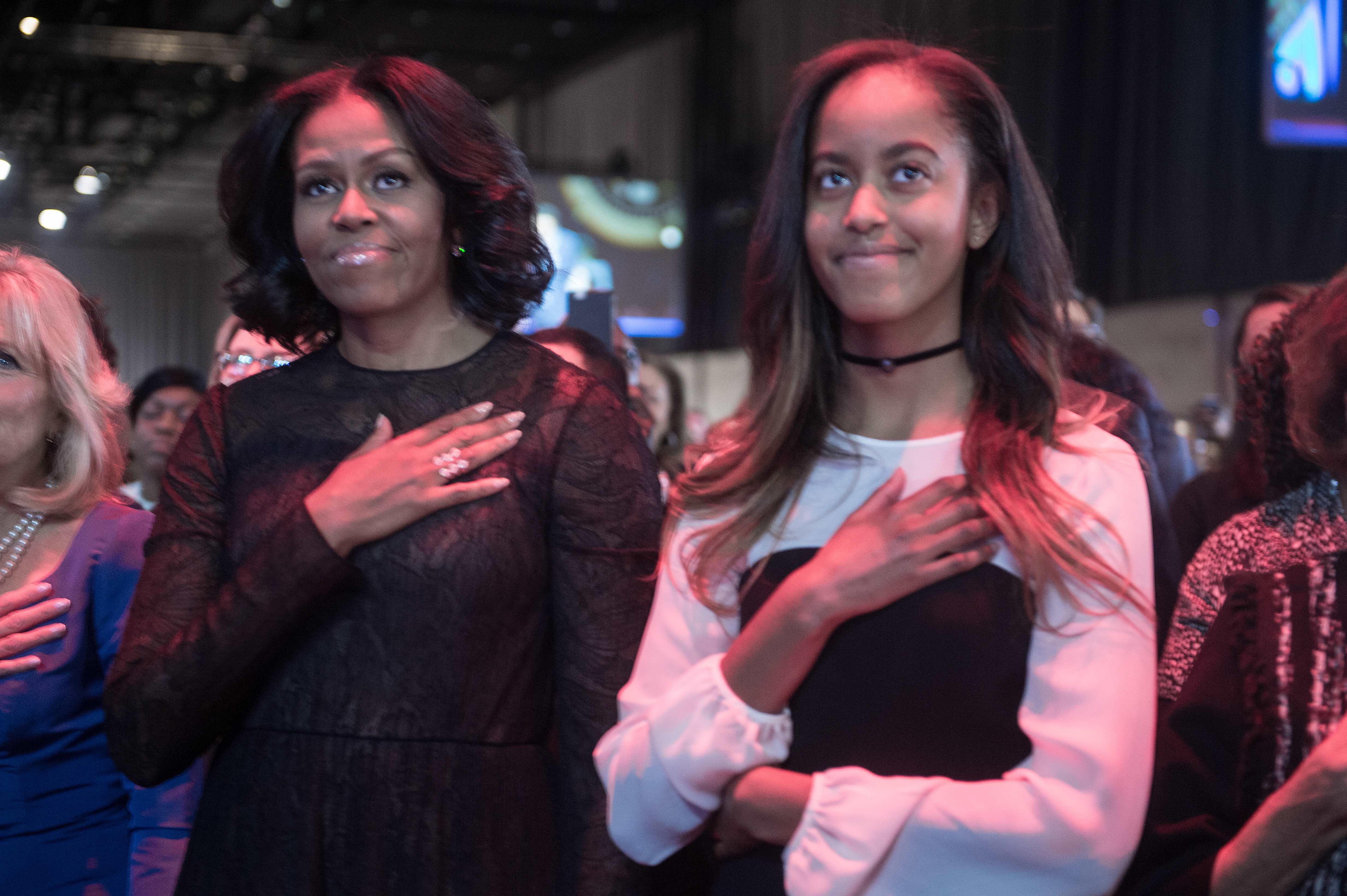 أسرة أوباما