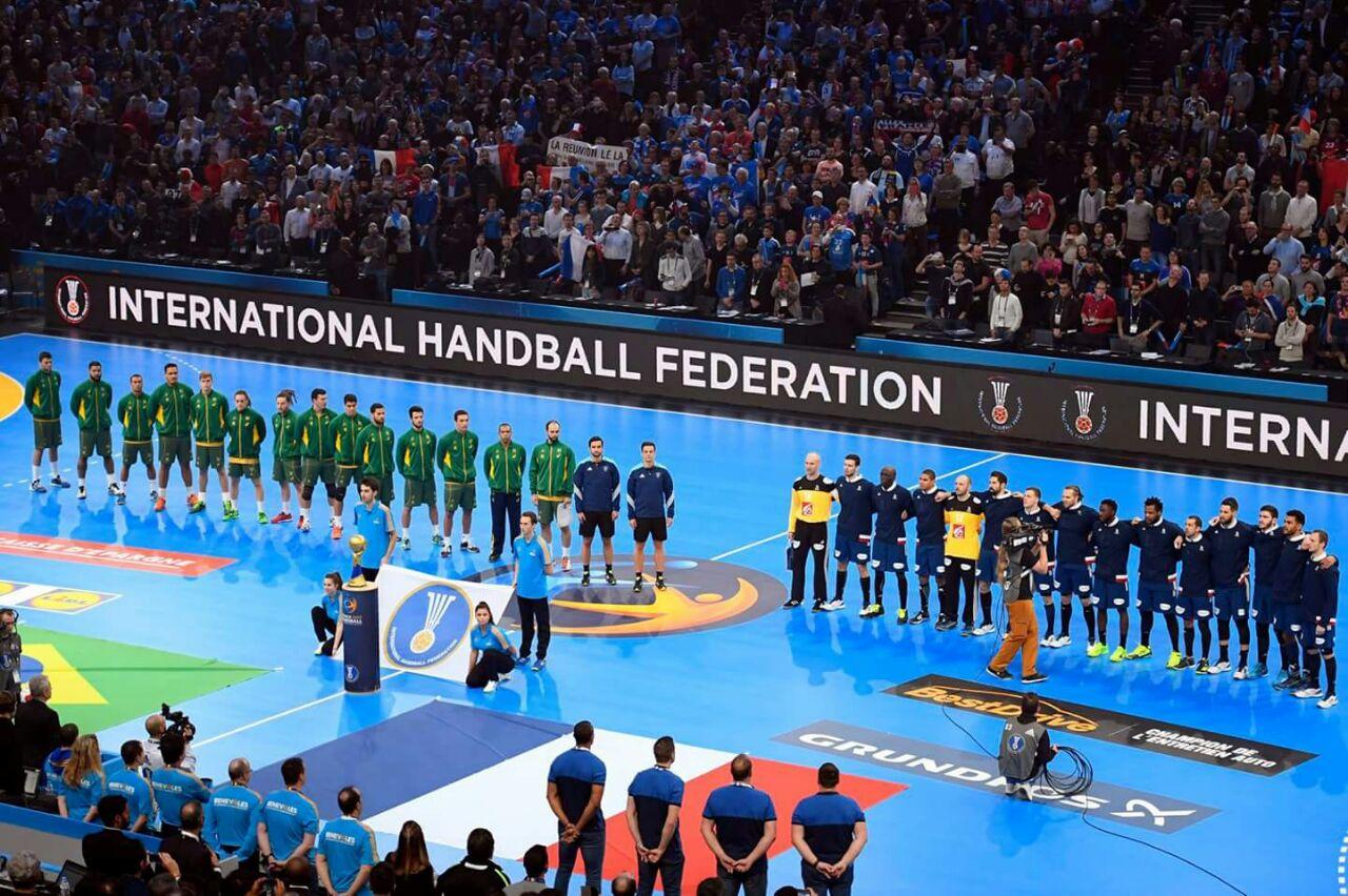 لقطات من مباراة الافتتاح بين فرنسا والبرازيل (2)