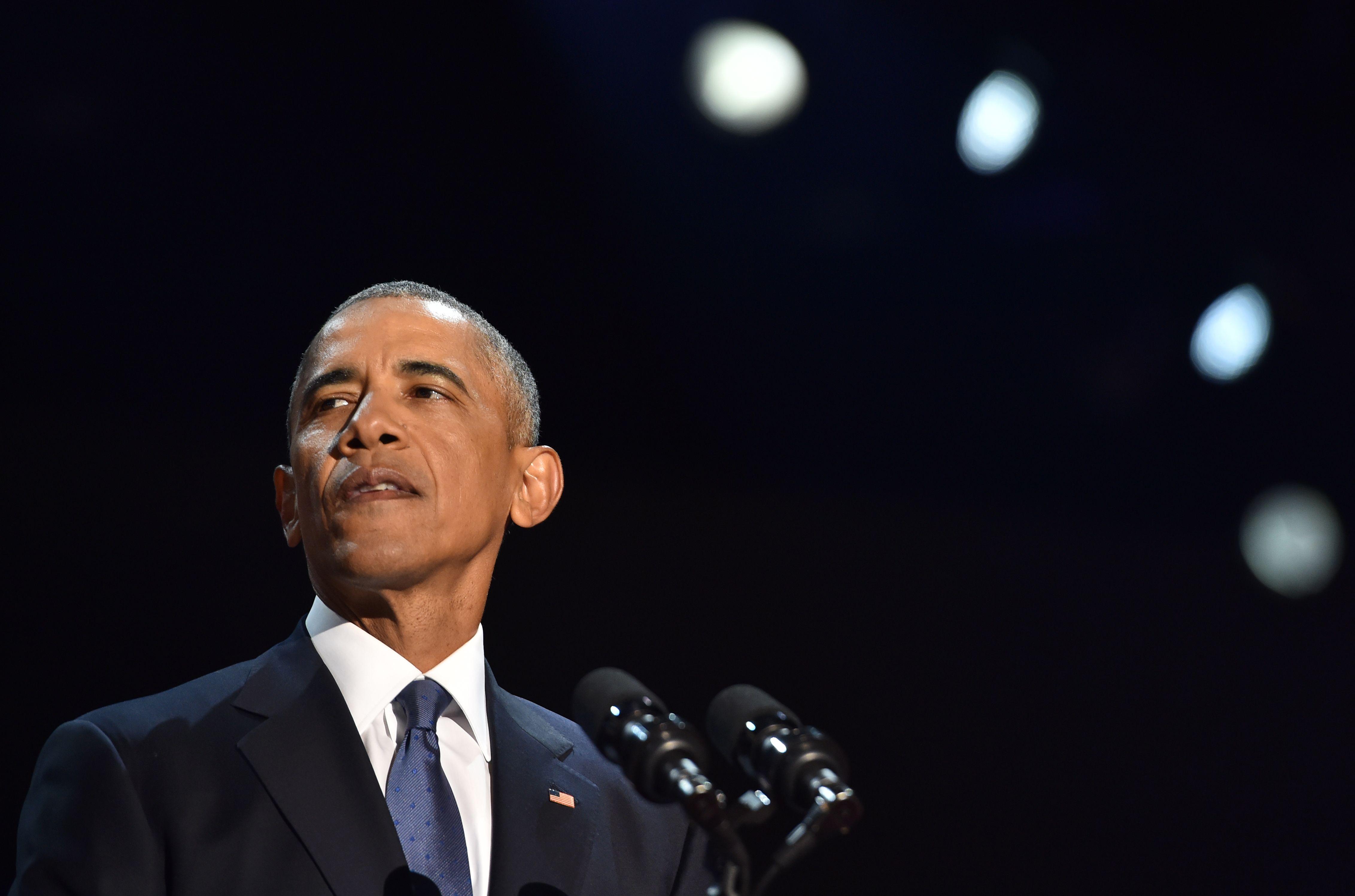 بـــاراك أوباما
