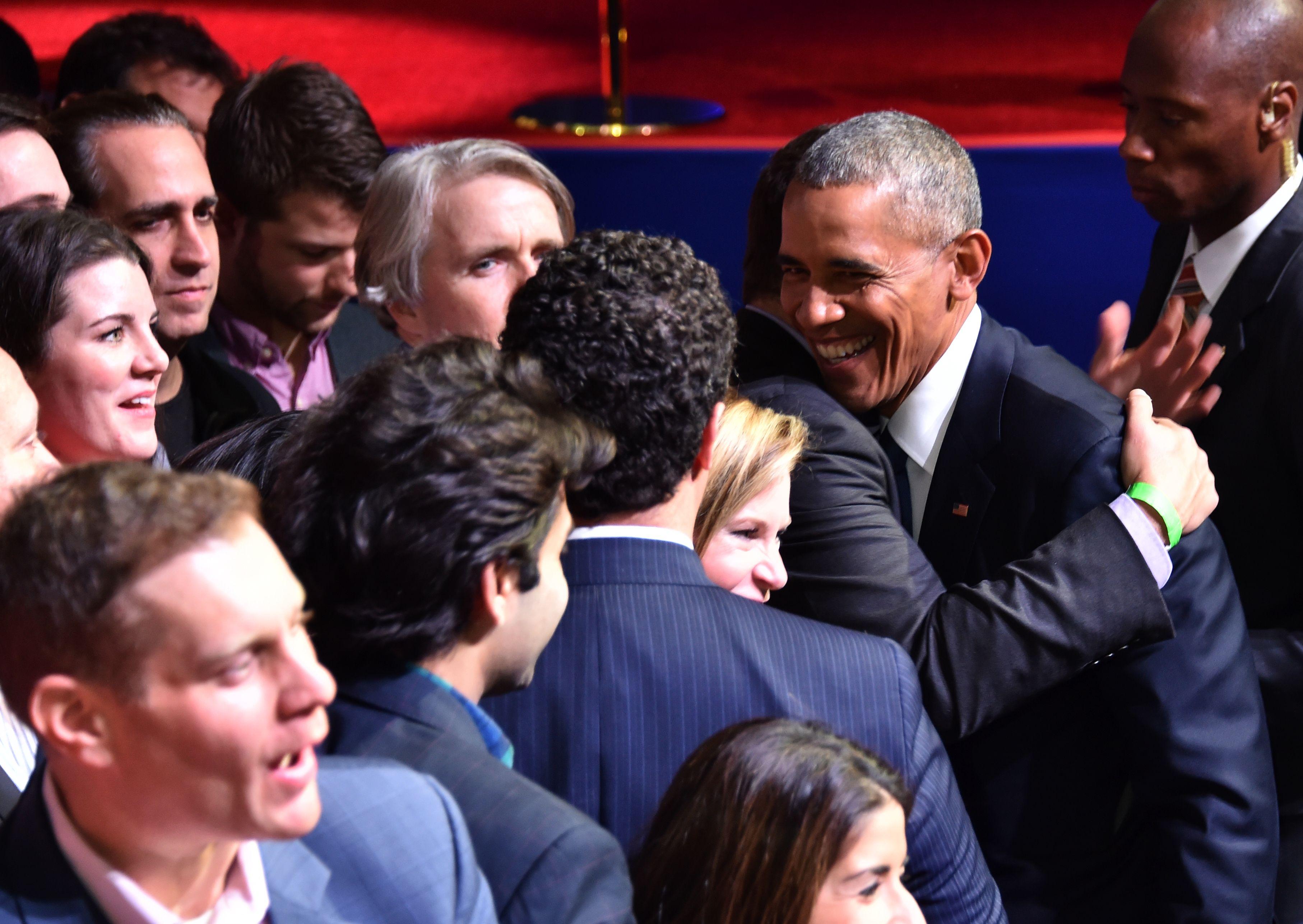 أوباما بعد خطابه الأخير
