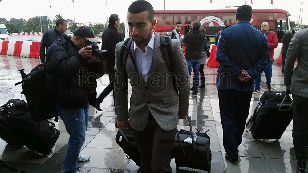 منتخب تونس يطير إلى الجابون