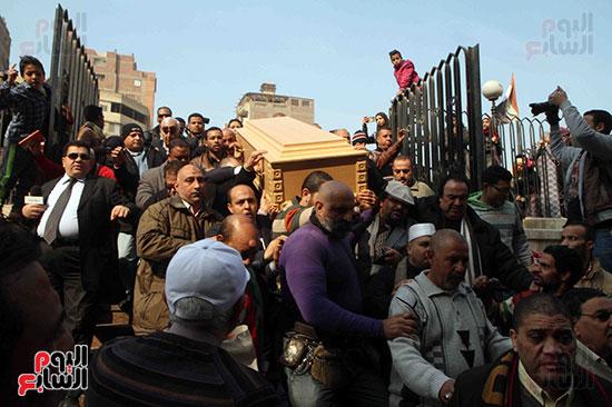 جنازة كريمة مختار (33)