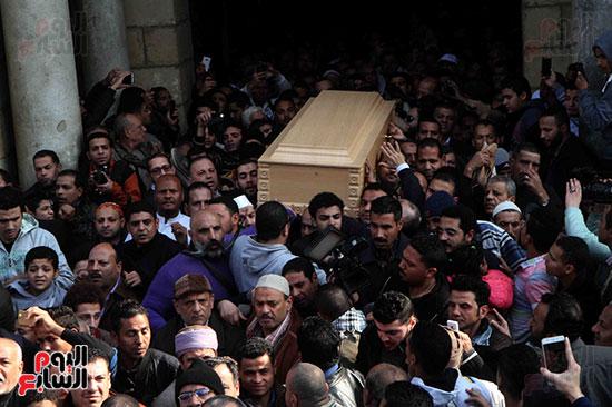 جنازة كريمة مختار (6)