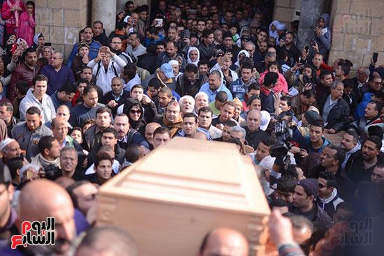 جنازة كريمة مختار (5)