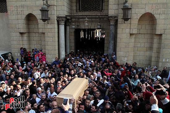 جنازة كريمة مختار (9)
