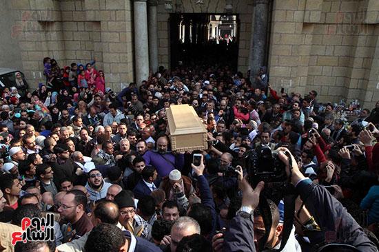 جنازة كريمة مختار (31)