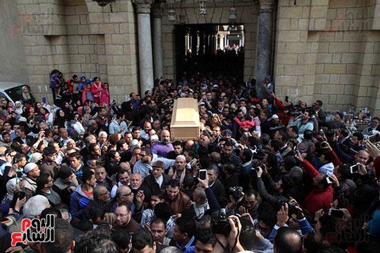 جنازة كريمة مختار (19)