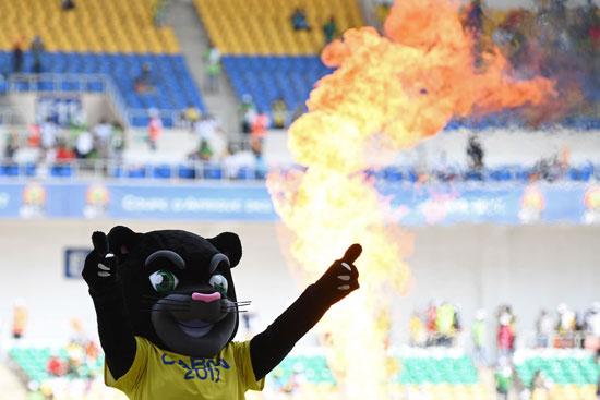افتتاح بطولة كأس الأمم الأفريقية (8)