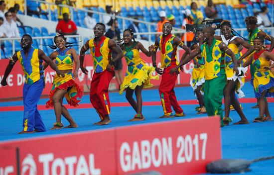افتتاح بطولة كأس الأمم الأفريقية (3)