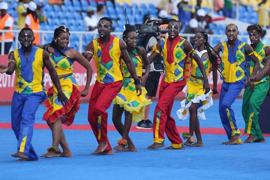 افتتاح بطولة كأس الأمم الأفريقية (5)