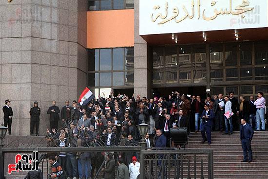 الإدارية العليا تقضى ببطلان اتفاقية ترسيم الحدود البحرية مع السعودية (8)
