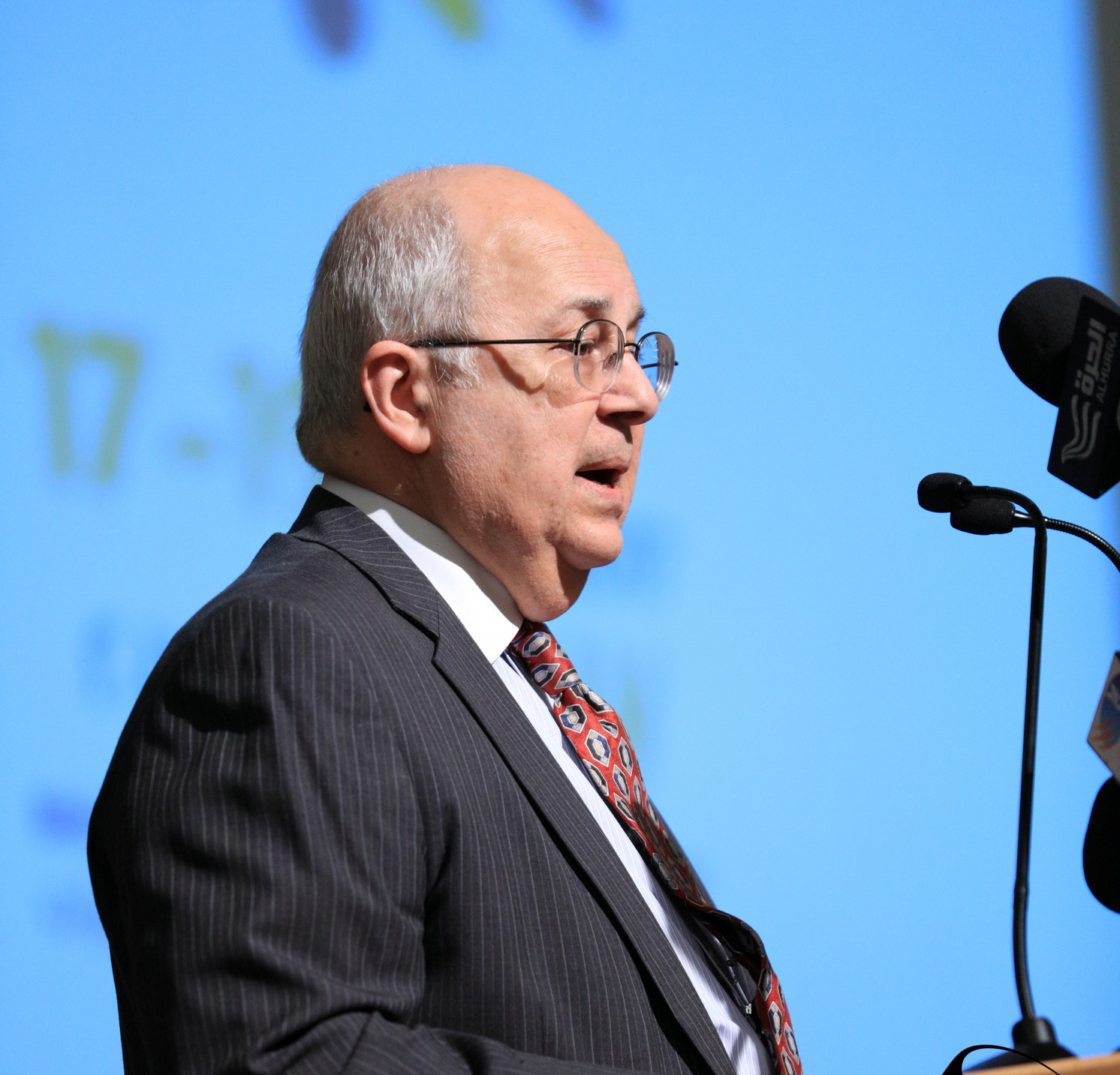 مدير مكتبة الاسكندرية