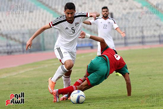 منتخب الشباب و المغرب (5)