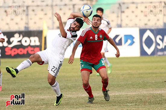 منتخب الشباب و المغرب (17)