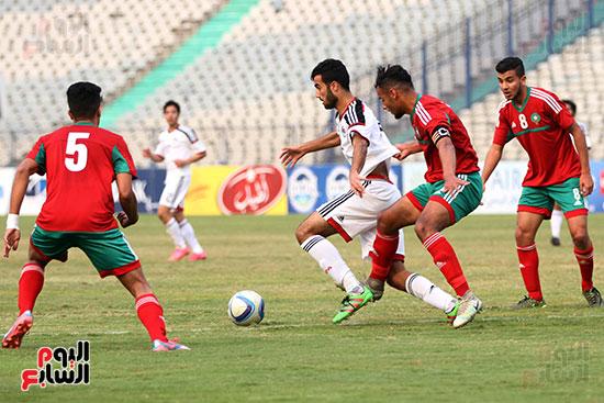 منتخب الشباب و المغرب (4)