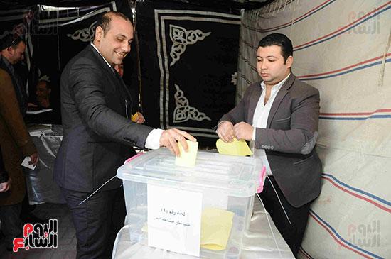 انتخابات نادى قضاة مجلس الدولة (10)