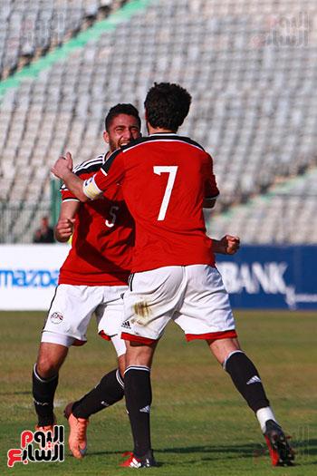 منتخب مصر للشباب والمغرب (15)
