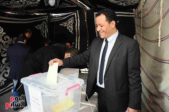 انتخابات نادى قضاة مجلس الدولة (4)