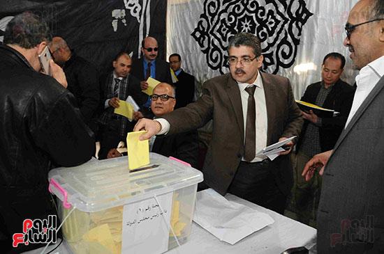 انتخابات نادى قضاة مجلس الدولة (24)