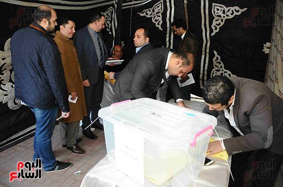 انتخابات نادى قضاة مجلس الدولة (9)
