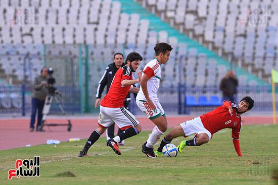 منتخب مصر للشباب والمغرب (34)