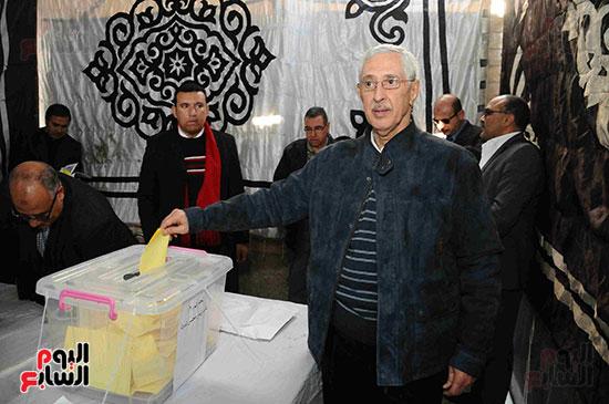 انتخابات نادى قضاة مجلس الدولة (25)