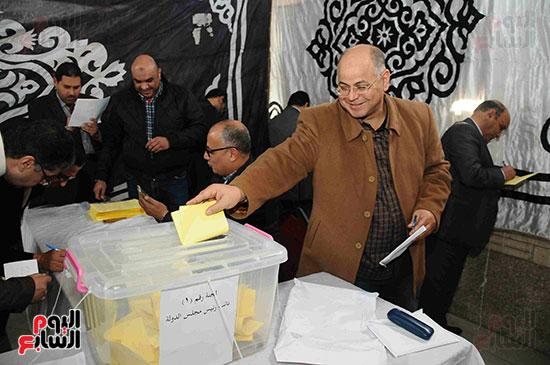 انتخابات نادى قضاة مجلس الدولة (21)
