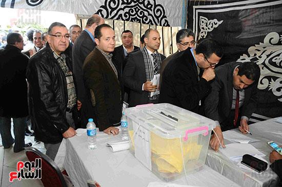 انتخابات نادى قضاة مجلس الدولة (17)