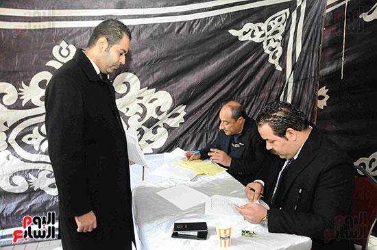 انتخابات نادى قضاة مجلس الدولة (2)