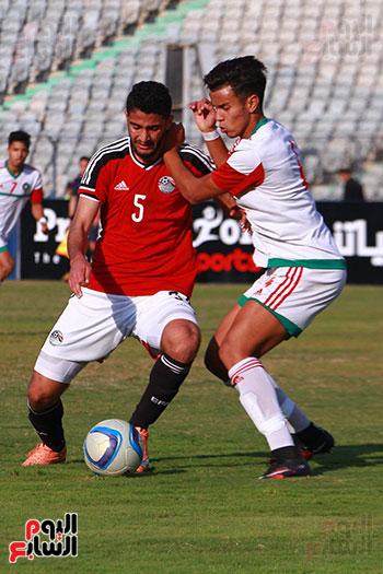 منتخب مصر للشباب والمغرب (10)