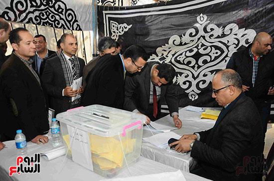 انتخابات نادى قضاة مجلس الدولة (16)
