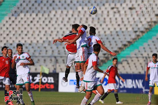 منتخب مصر للشباب والمغرب (28)