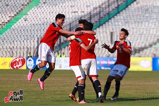 منتخب مصر للشباب والمغرب (17)