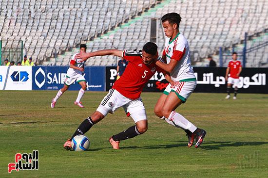 منتخب مصر للشباب والمغرب (9)