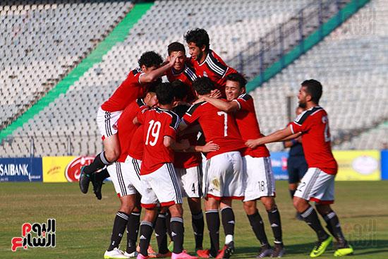 منتخب مصر للشباب والمغرب (19)