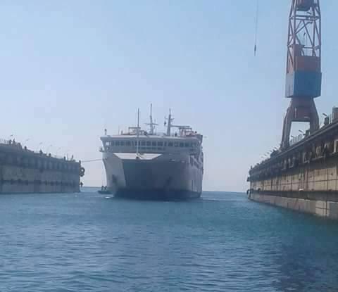 3 - اول سفينة