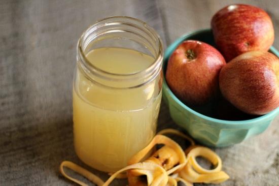 طريقة عمل عصير التفاح (6)