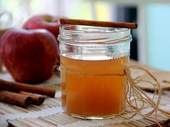 طريقة عمل عصير التفاح (5)