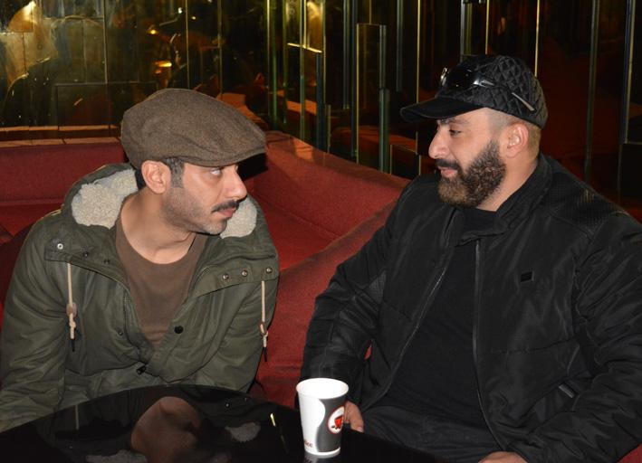 السقا ومحمد فراج