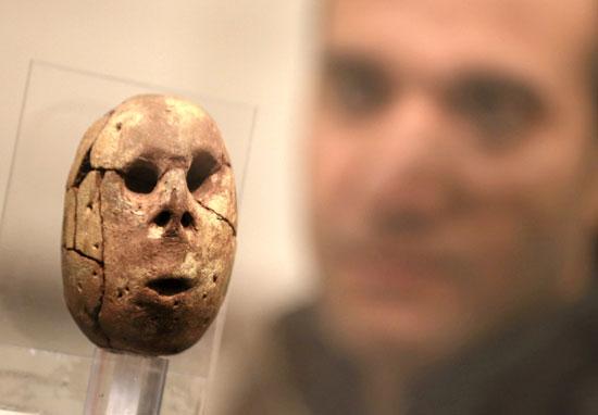 آثار المتحف المصرى