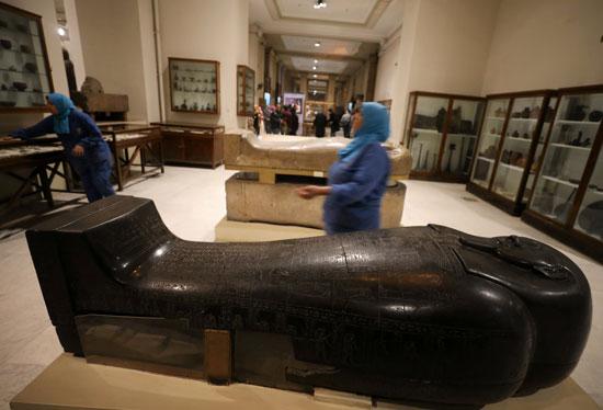 جانب من المتحف المصرى